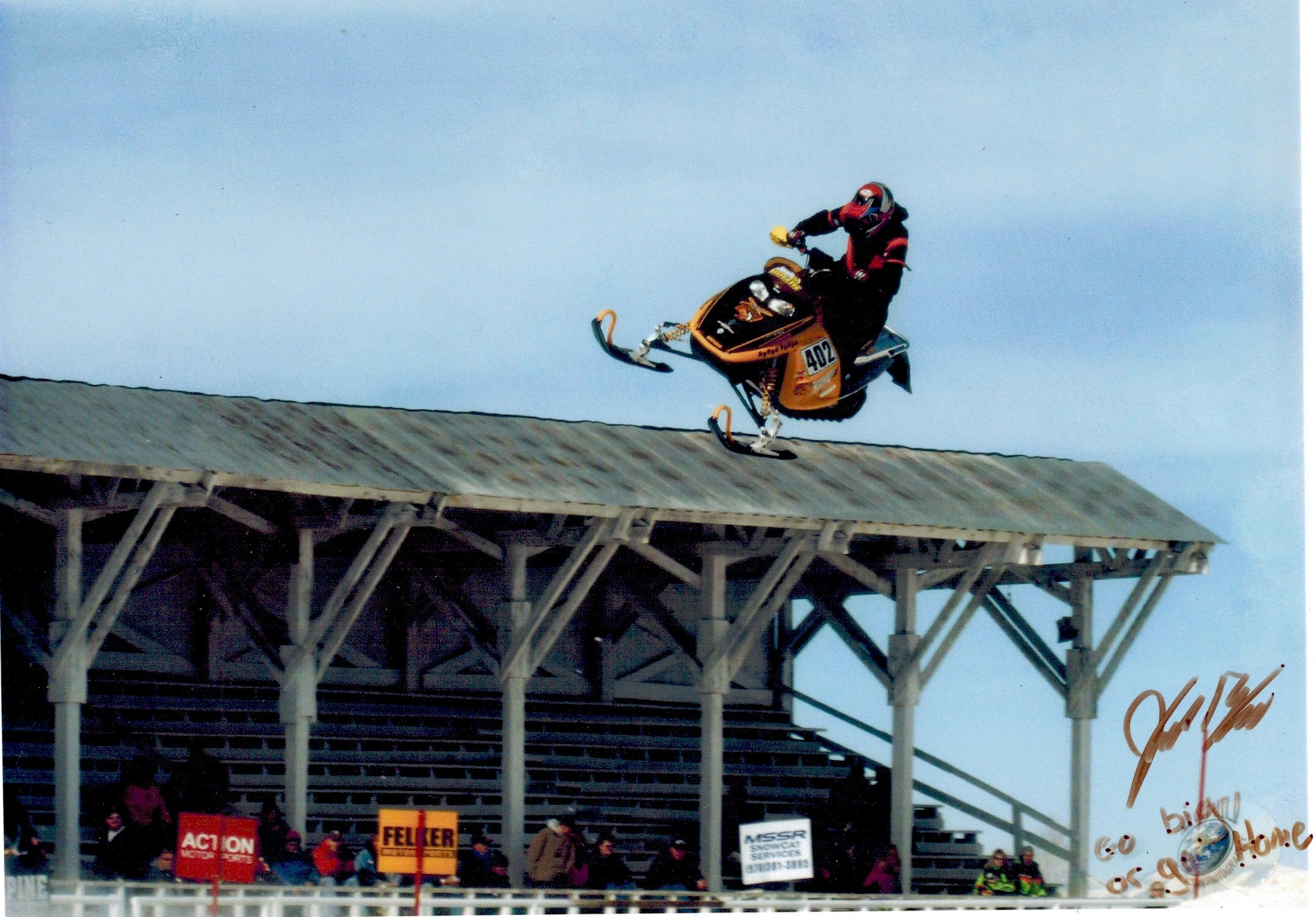 Josh Bacon- BIG AIR