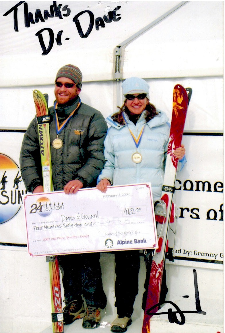 Sunlight Ski champions