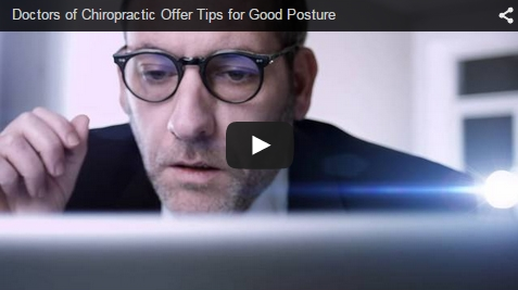 Doctors of Chiropractic Offer Tips for Good Posture
