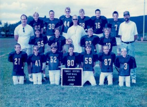 Dr. Daves Pee Wee Football 1998