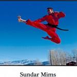 Sundar Mims-Martial artist