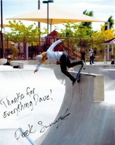 Derek-Pro Skate