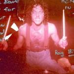 Ray Dibacco- Professional drummer-Rock Star