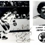 Larry Giroux- Pro Hockey St Louis Blues
