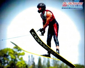 Kenny - Pro Waterski, trick and jump