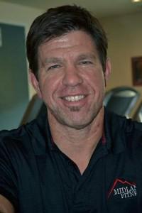 Steve Wells, Midland Fitness