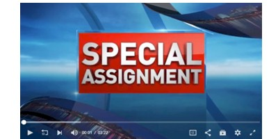 Special Alert: CBS News Segment